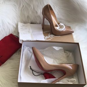 Christian Louboutin Shoes - Christian louboutin Pigalle 39.5